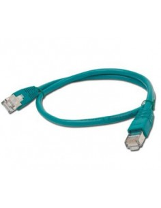 CABLE RED GEMBIRD FTP CAT6 05M VERDE