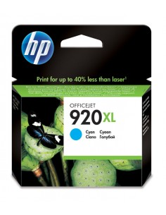 TINTA HP 920XL CIAN