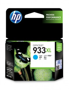 TINTA HP 933XL CIAN
