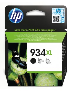 TINTA HP 934XL NEGRO