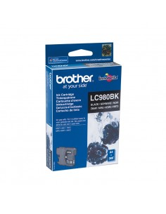 TINTA BROTHER LC980BK NEGRO