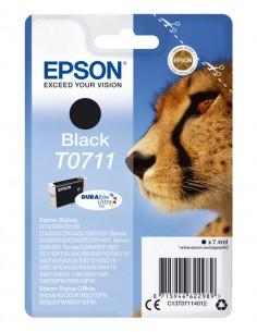 TINTA EPSON T0711 NEGRO DX4000 5000 6000 7000F