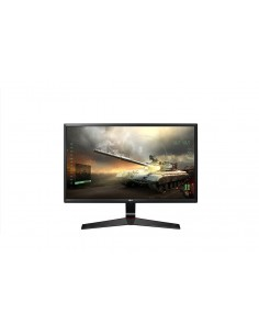 MONITOR LG 27MP59G P 27 IPS FHD 1MS DP HDMI GAMING NEGRO ROJO