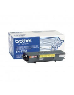 TONER BROTHER TN3280 NEGRO
