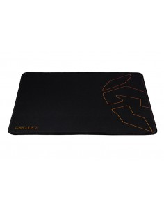ALFOMBRILLA GAMING KROM KNOUT SPEED NEGRO 320X270X3