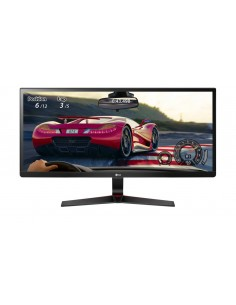 MONITOR LG 29UM69G B 29 LED 2560x1080 1MS MBR HDMI DP NEGRO