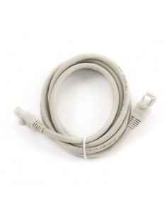 CABLE RED GEMBIRD FTP CAT6 15M GRIS