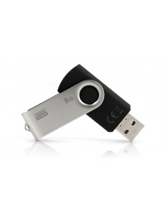 USB 30 GOODRAM 8GB UTS3 NEGRO