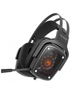 AURICULARES GAMING SCORPION HG9046 71 REAL CON LUZ LED