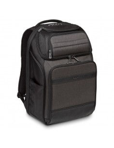 MOCHILA PORTATIL TARGUS CITY SMART PROFESSIONAL 156 NEGRO GRIS