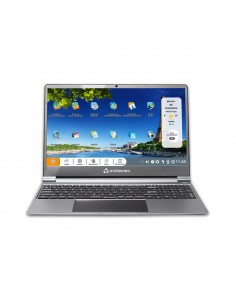 PORTATIL ORDISSIMO SARAH N4000 128GB SSD 156 METAL
