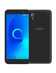 SMARTPHONE ALCATEL 1 2019 5 HD 4G 85MP QC Dual SIM 8GB 1GB VOLCANO BLACK