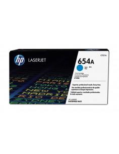 TONER HP 654A CIAN