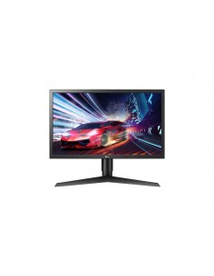MONITOR LG 24GL650 B 236 FHD 1MS 2XHDMI DP 144HZ GAMING ULTRAGEAR REGULABLE