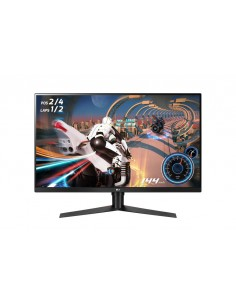 MONITOR LG 32GK650F B 315 QHD 1MS 2XHDMI DP 144HZ GAMING REGULABLE PIVOTABLE