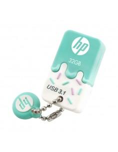USB 30 HP 32GB X778W VERDE