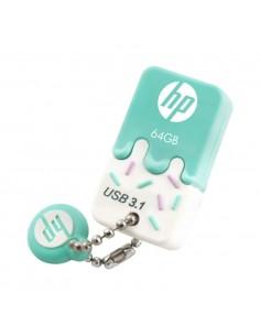 USB 30 HP 64GB X778W VERDE