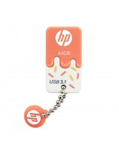 USB 30 HP 64GB X778W NARANJA