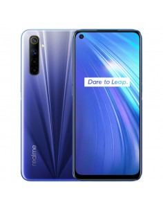 SMARTPHONE REALME 6 65 4GB 64GB DS COMET BLUE
