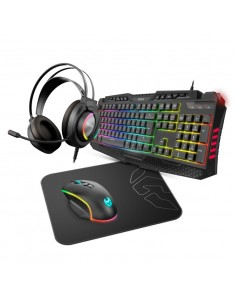 PACK COMBO GAMING RGB KROM KRITIC SP