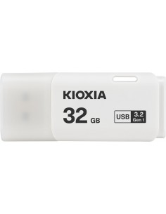 USB 32 KIOXIA 32GB U301 BLANCO