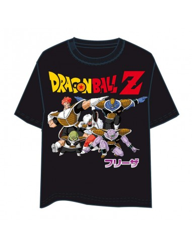 Camiseta Fuerzas Especiales Dragon Ball adulto