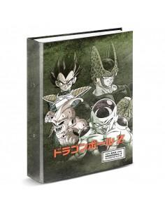 Carpeta A4 Evil Dragon Ball anillas