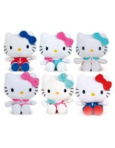 Peluche Hello Kitty 13cm surtido