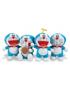 Peluche Doraemon soft T3 24 27cm surtido