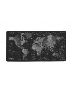 ALFOMBRILLA NATEC TIME ZONE MAP MAXI 800X400 MM RATON