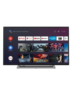 TV TOSHIBA 65UA3A63DG 65 UHD SMART ANDROIDTV WIFI USB HDMI GOOGLE ASSISTA CHOM