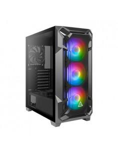 CAJA GAMING ANTEC DF600 FLUX ATX 2XUSB30 SIN FUENTE RGB
