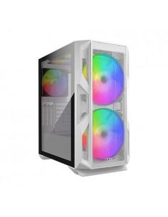 CAJA GAMING ANTEC NX800 EATX 2XUSB20 1XUSB30 SIN FUENTE BLANCO RGB