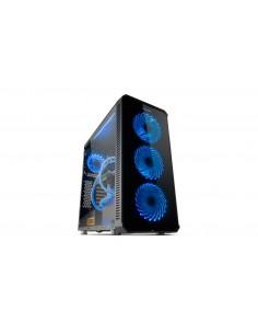 CAJA NOX HUMMER TGX ATX 2XUSB30 2XUSB20 NEGRO RGB