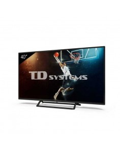 TV TD SYSTEMS K40DLX11FS 395 FHD SMART ANDROIDTV WIFI USB HDMI NEGRO
