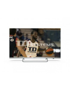 TV TD SYSTEMS K43DLX11US 43 UHD 4K SMART ANDROIDTV WIFI USB HDMI PLATA