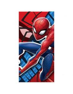 Toalla Spiderman Marvel microfibra