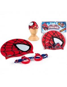 Set gafas gorro Spiderman Marvel Ultimate