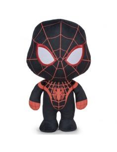 Peluche Miles Spiderman Marvel 26cm