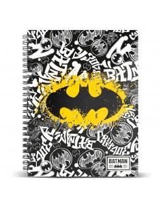 Cuaderno A5 Batman DC Comics Tagsignal