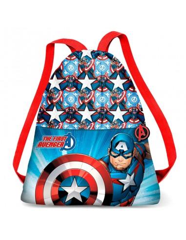 Saco Capitan America Marvel 41cm