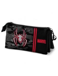 Portatodo Spiderman Marvel triple