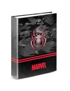 Carpeta A4 Spiderman Marvel anillas