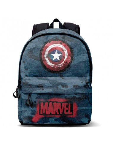 Mochila Capitan America Marvel 44cm