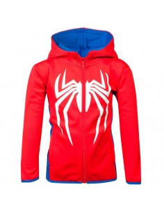 Sudadera capucha Kids Spiderman Marvel