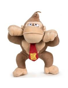 Peluche Donkey Kong Mario Bros soft 30cm