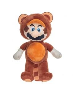 Peluche Mario Takooni Mario Bros soft 35cm