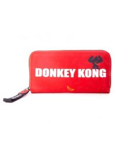 Cartera Donkey Kong Super Mario Nintendo