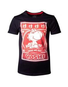 Camiseta Yoshi Poster Super Mario Nintendo