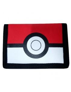 Billetero Pokeball Pokemon